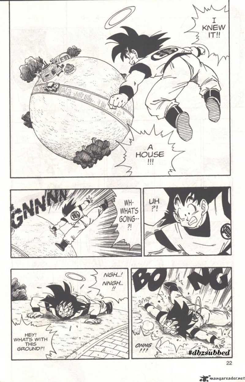 Dragon Ball, Chapter 210 image 007