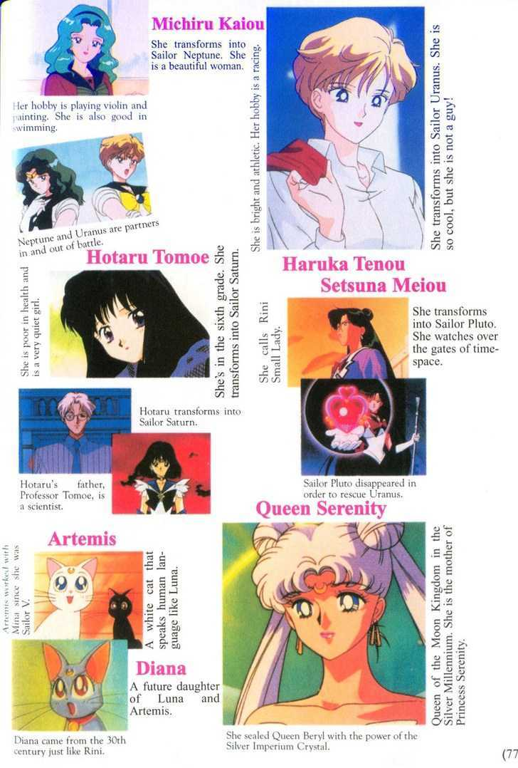 Sailor Moon, Cahpter 1.3 image 040