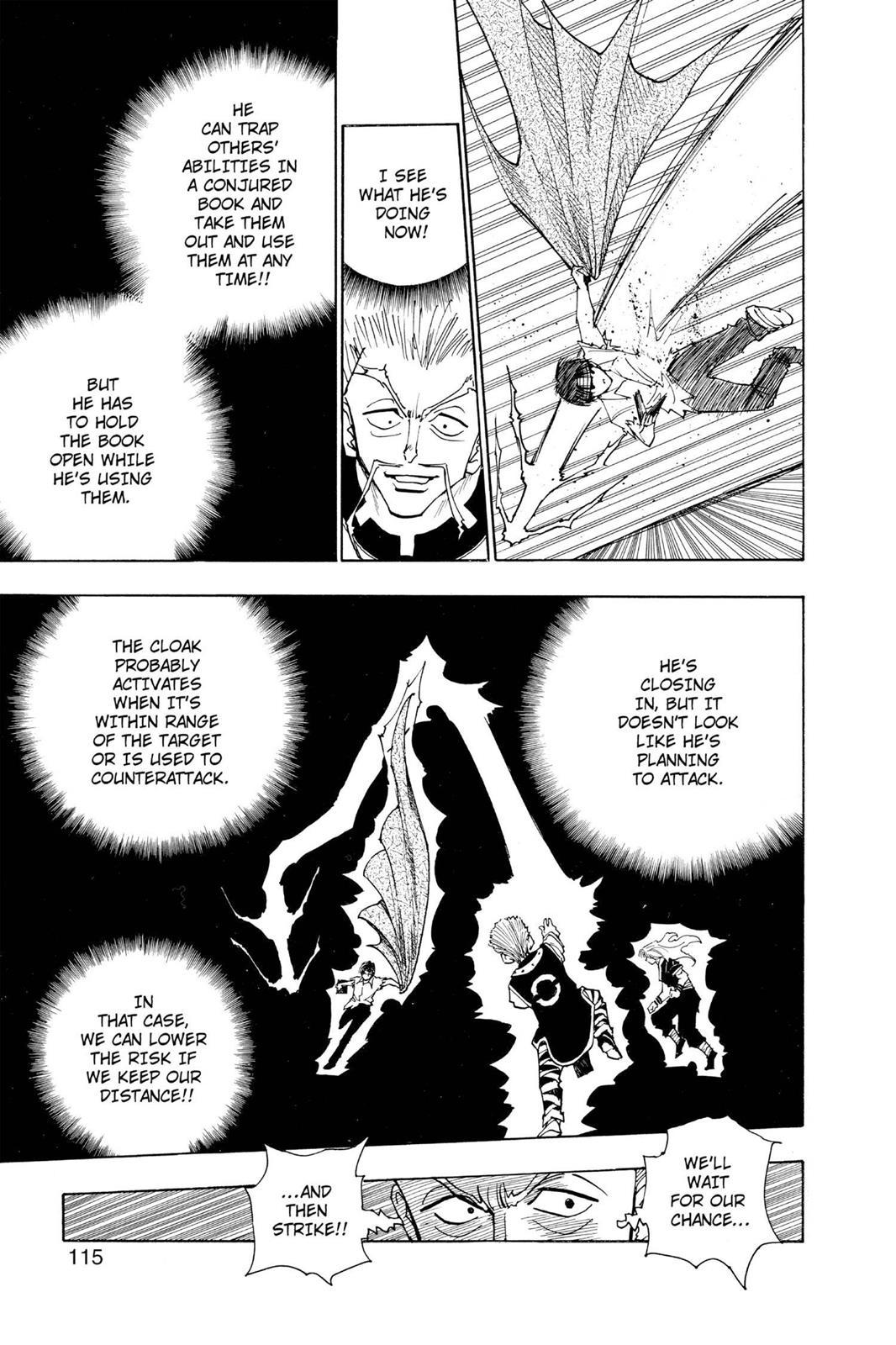 Hunter X Hunter, Chapter 99 image 012