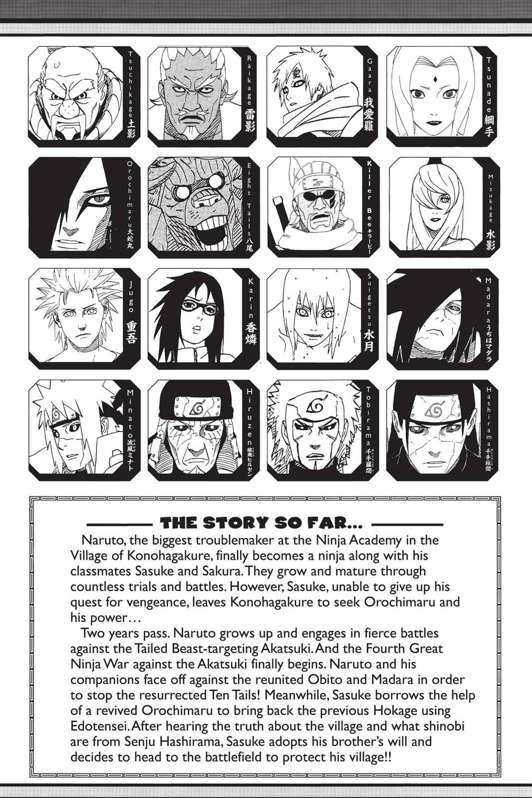Naruto, Chapter 628 image 006