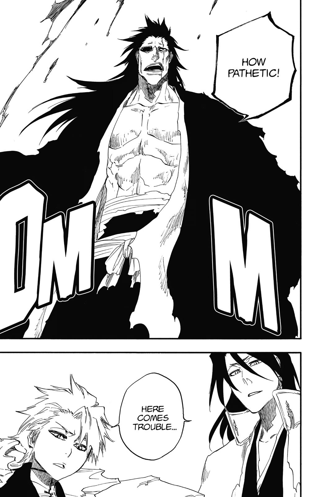 Bleach, Chapter 666 image 017