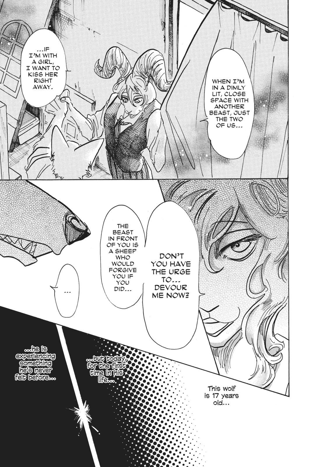 Beastars Manga, Chapter 63 image 020