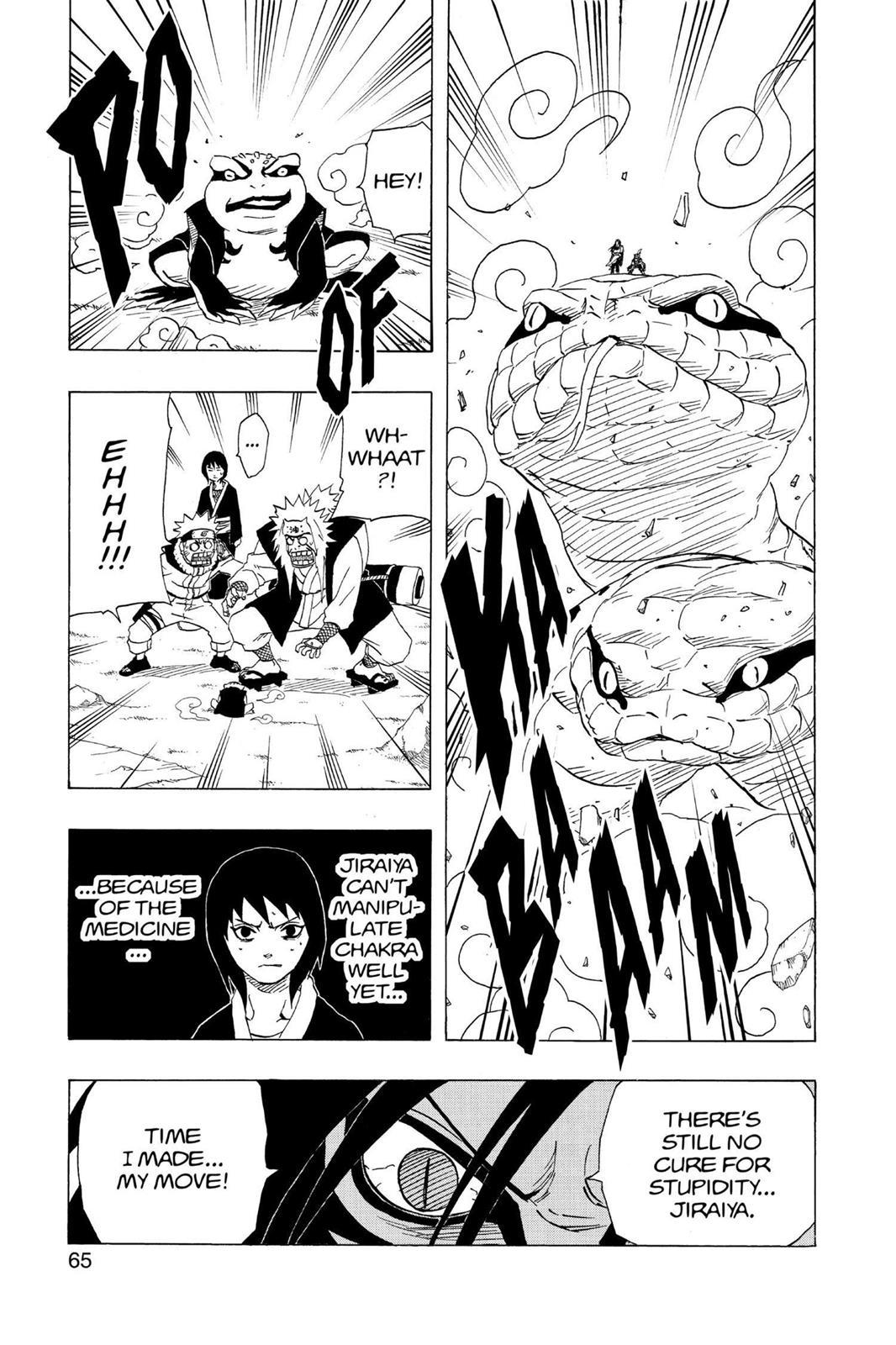 Naruto, Chapter 165 image 018
