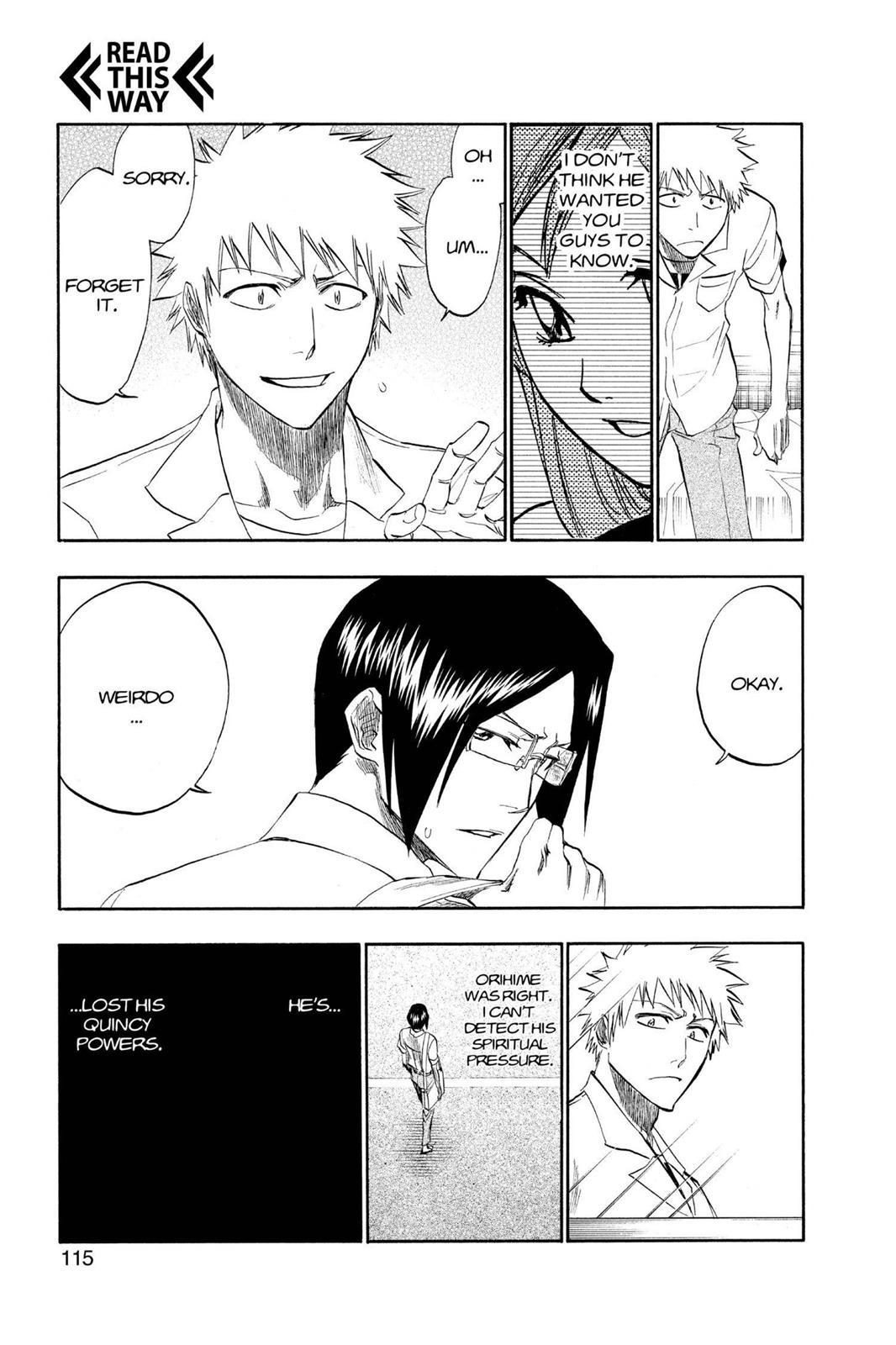 Bleach, Chapter 184 image 003