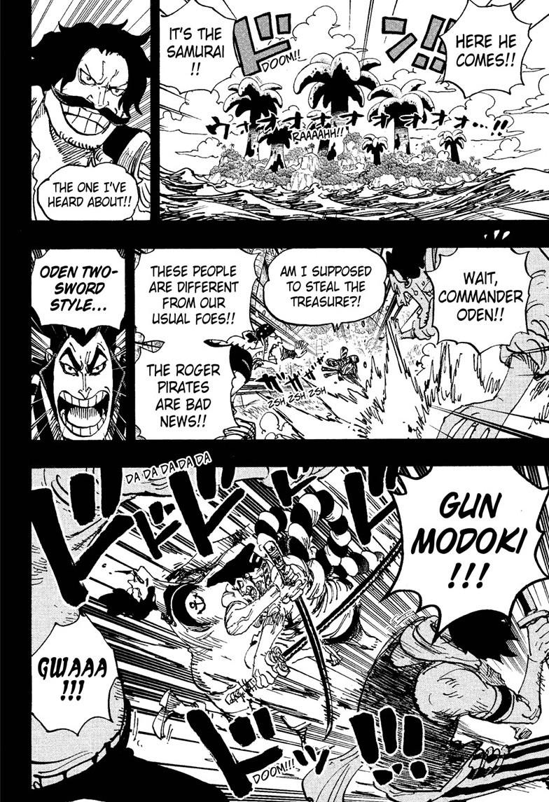 One Piece, Chapter 966 image 002