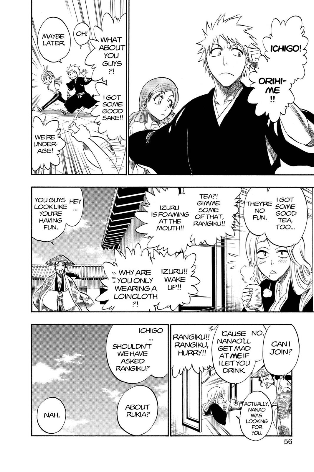 Bleach, Chapter 181 image 006