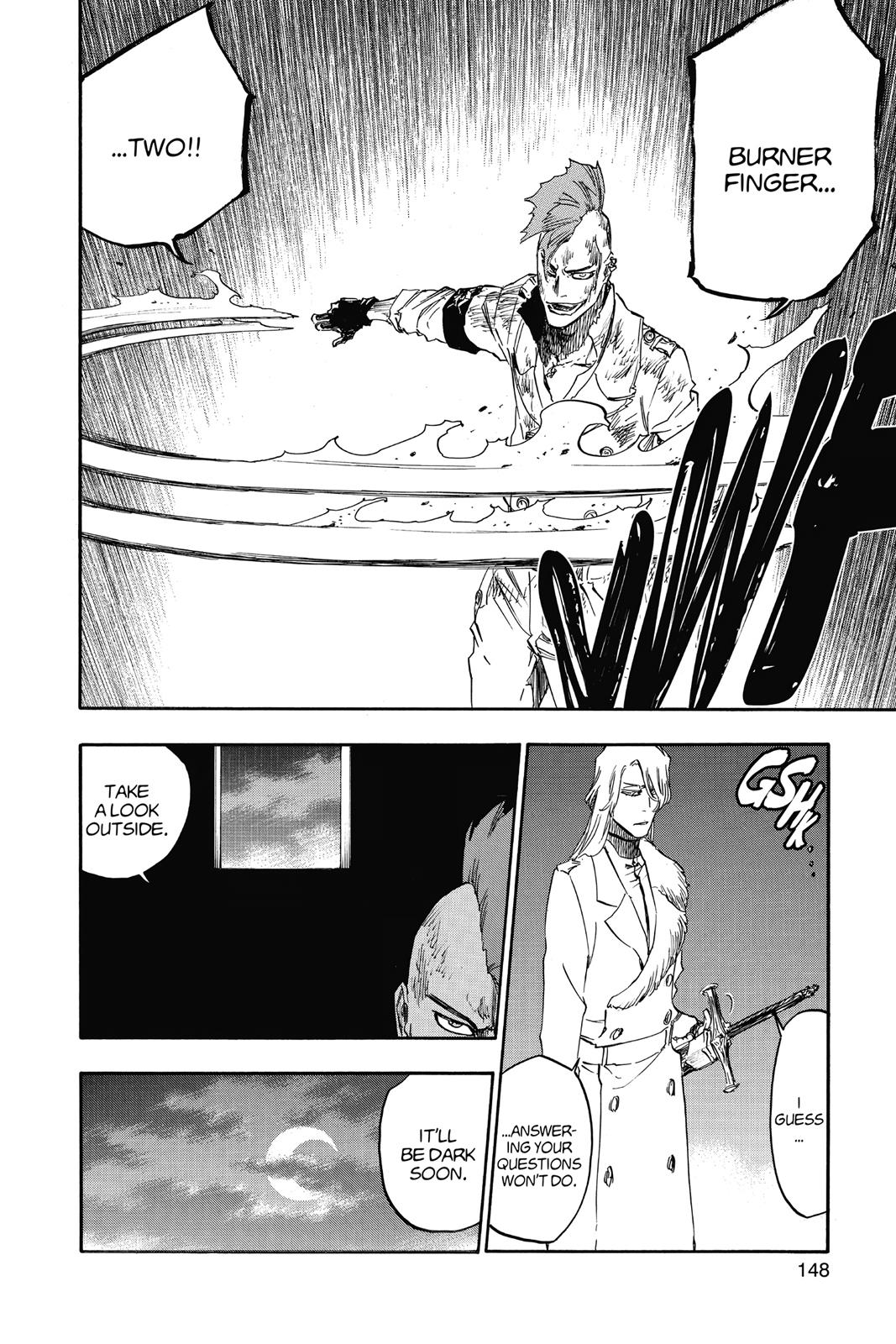 Bleach, Chapter 630 image 016