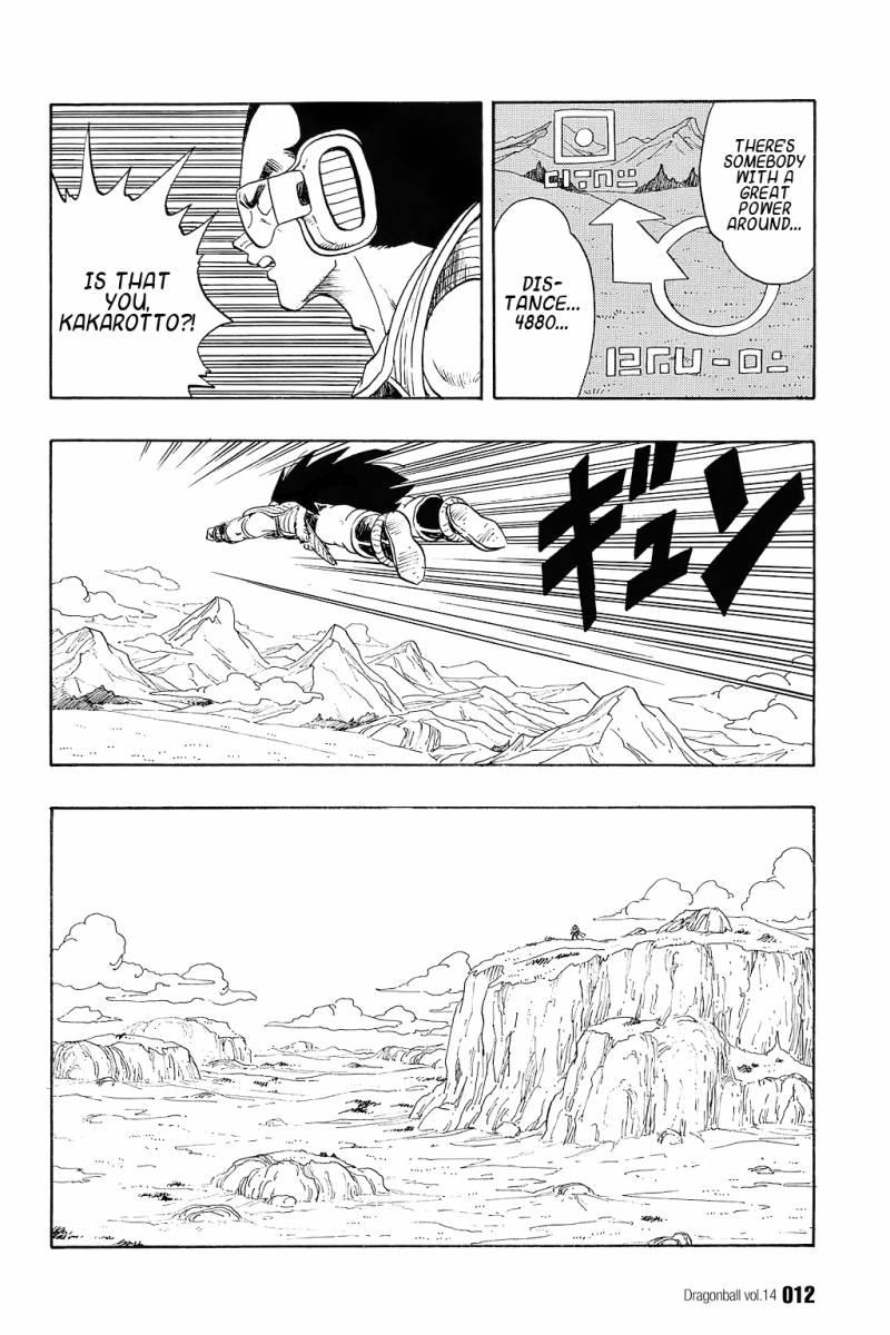 Dragon Ball, Chapter 195 image 015