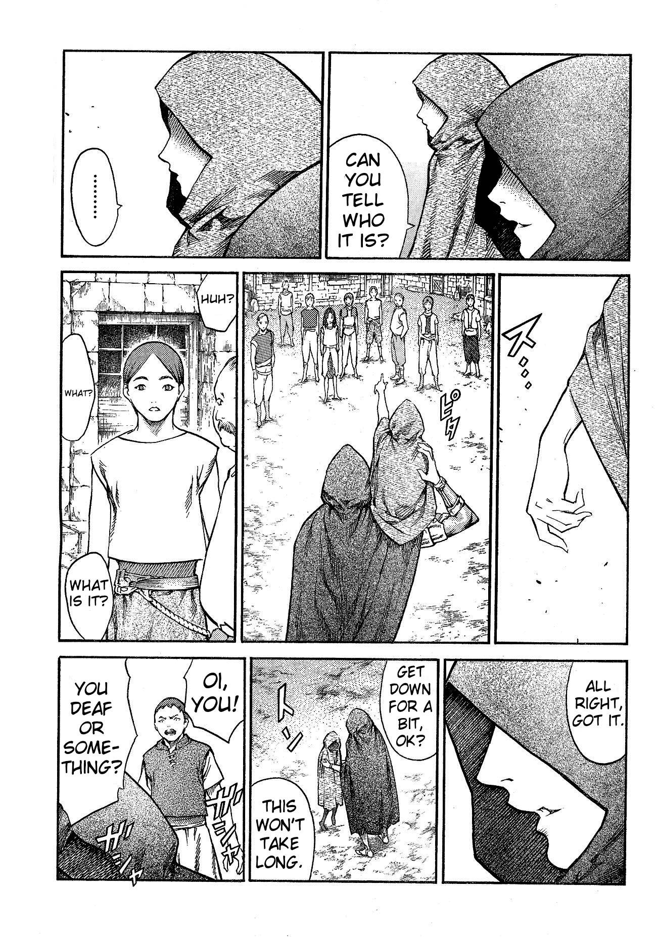 Claymore, Chapter 80 image 020