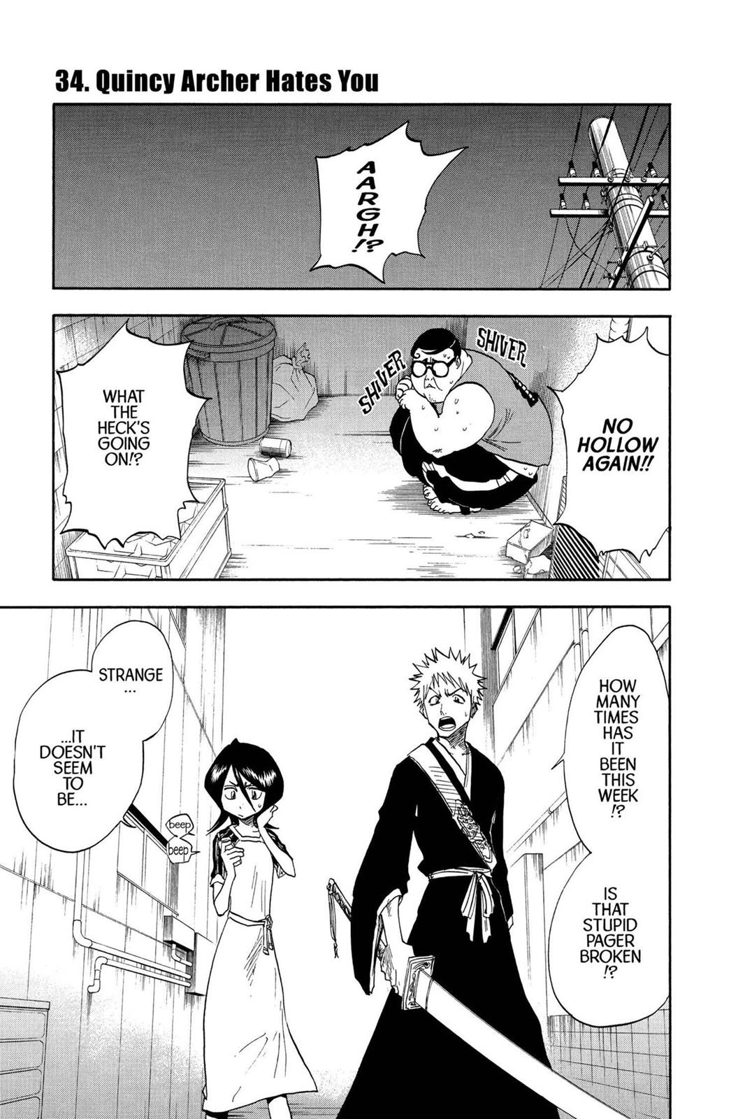 Bleach, Chapter 34 image 001