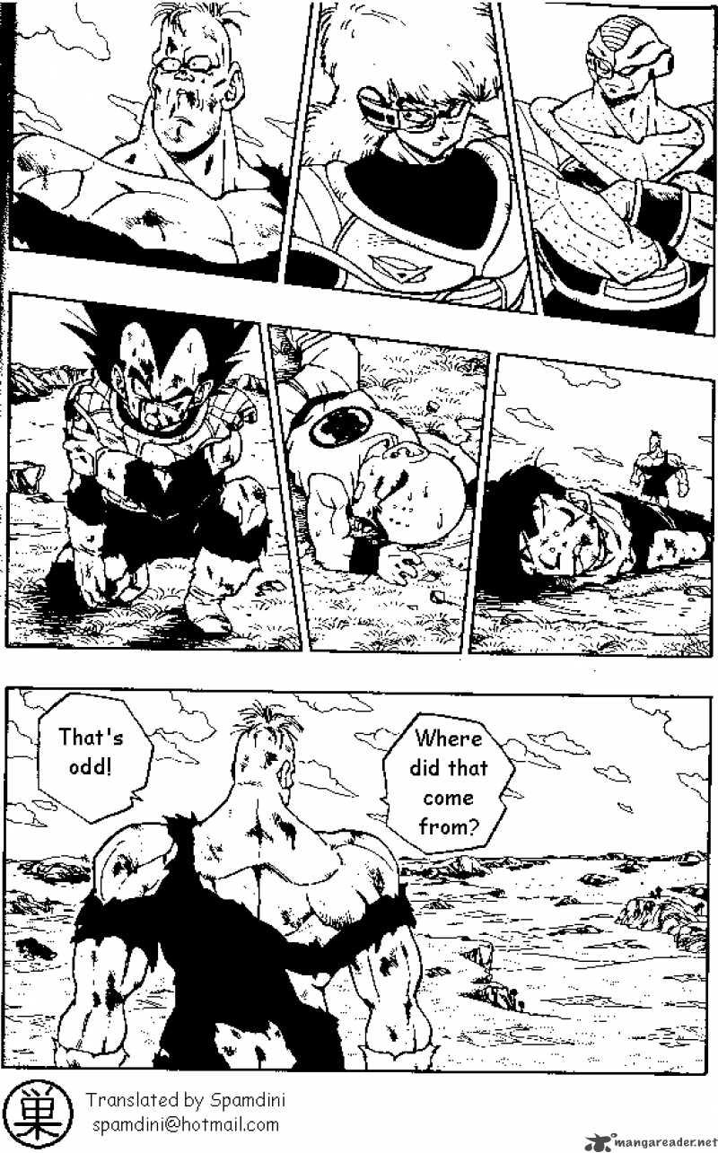 Dragon Ball, Chapter 279 image 001