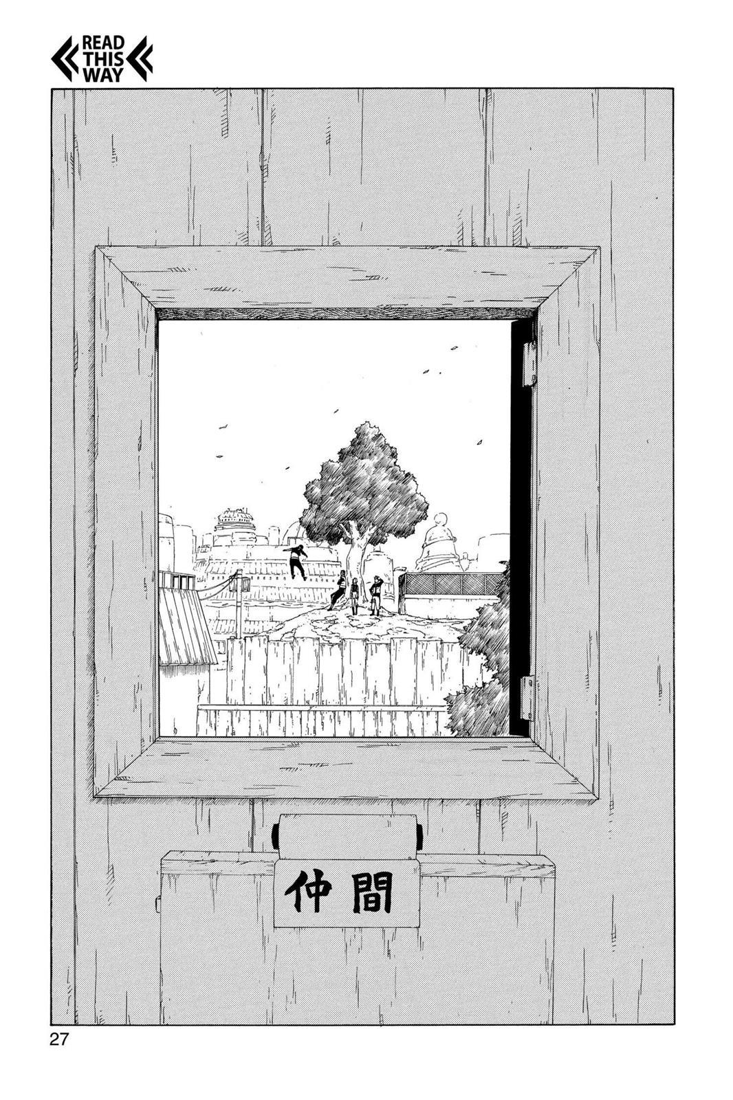 Naruto, Chapter 310 image 027