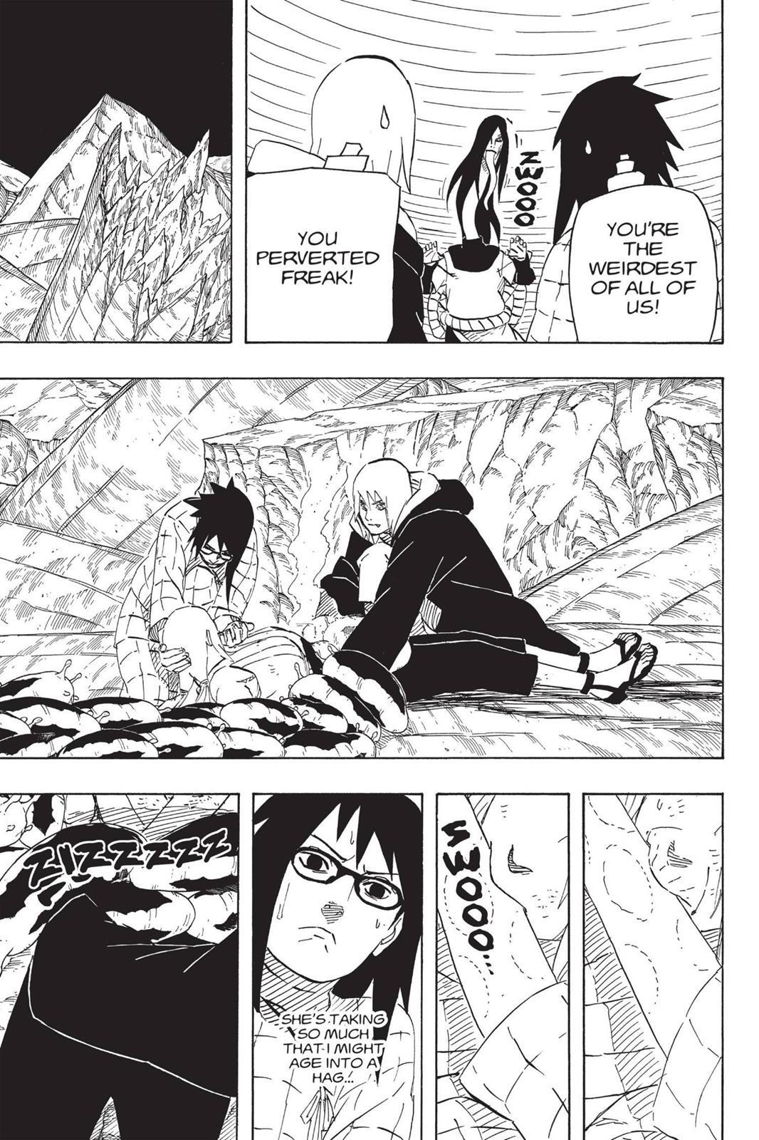 Naruto, Chapter 635 image 007