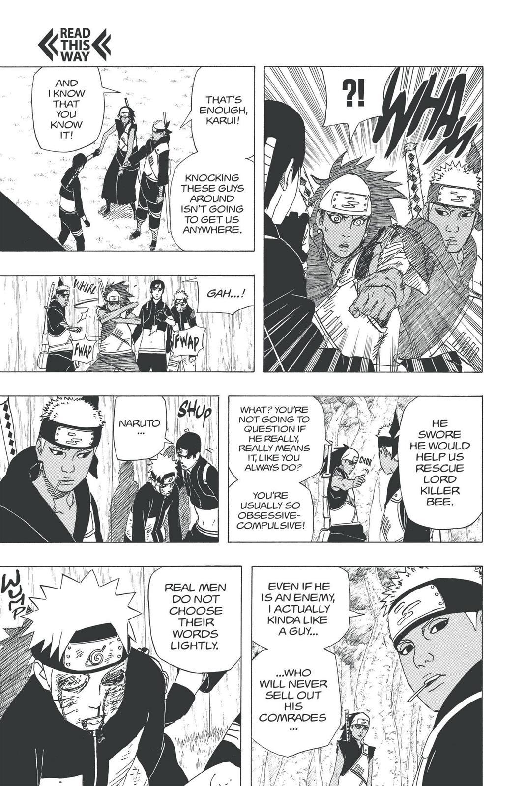 Naruto, Chapter 455 image 007