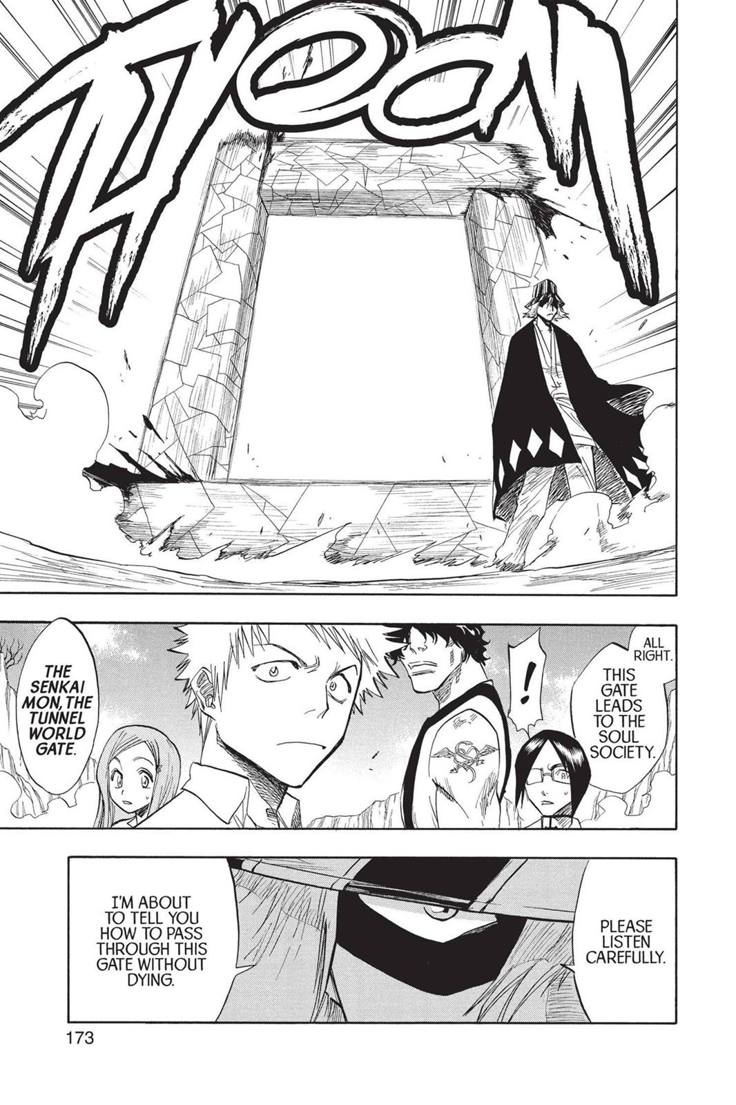 Bleach, Chapter 70 image 003
