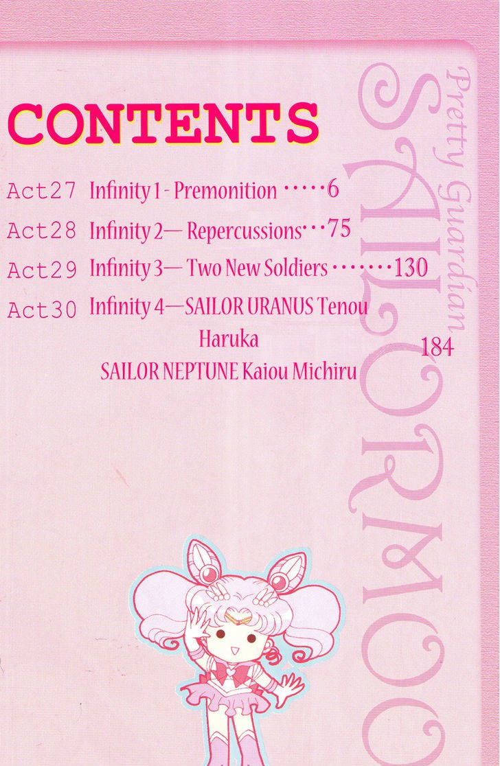 Sailor Moon, Cahpter 27 image 006