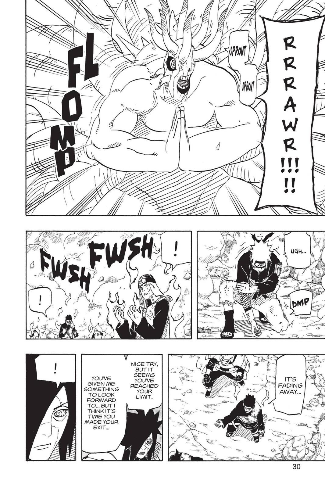 Naruto, Chapter 629 image 006