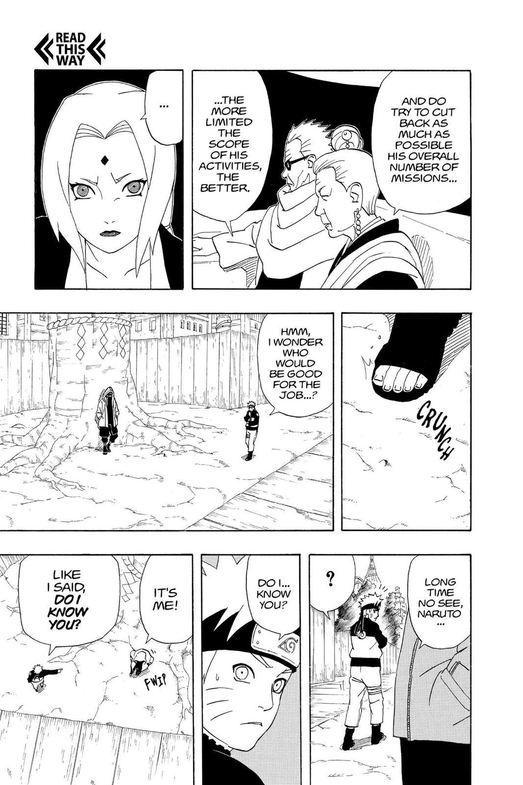 Naruto, Chapter 282 image 011