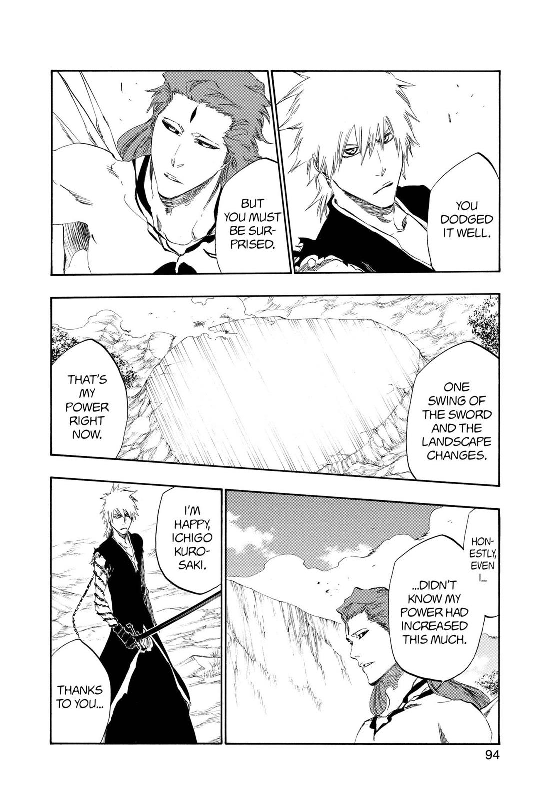 Bleach, Chapter 418 image 008