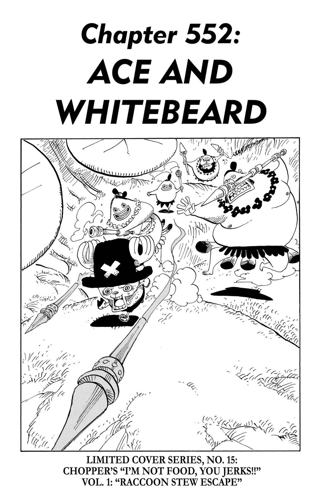 One Piece, Chapter 552 image 008