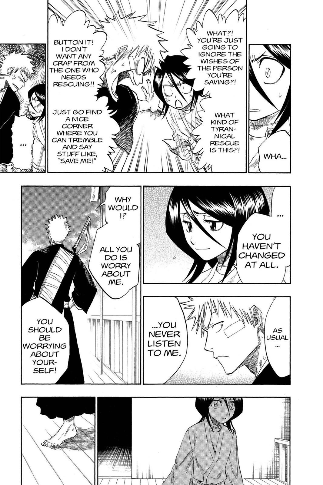 Bleach, Chapter 117 image 003