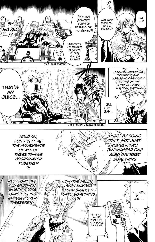 Gintama Chapter, 339 image 003