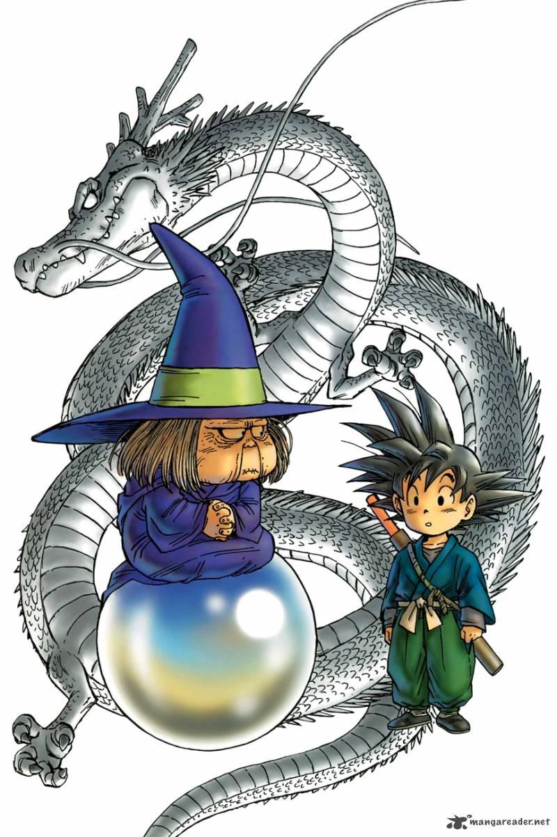 Dragon Ball, Chapter 105 image 003