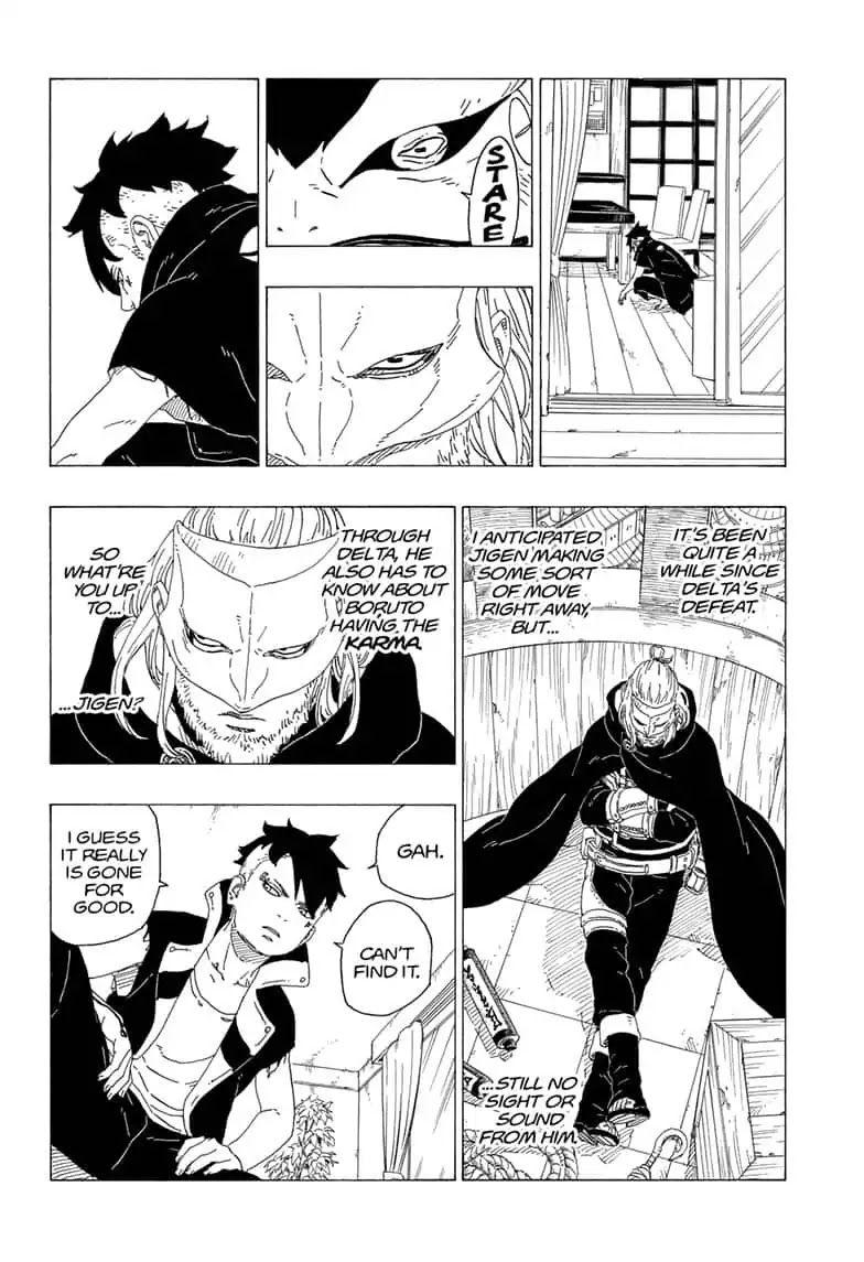 Boruto Manga, Chapter 36 image 015