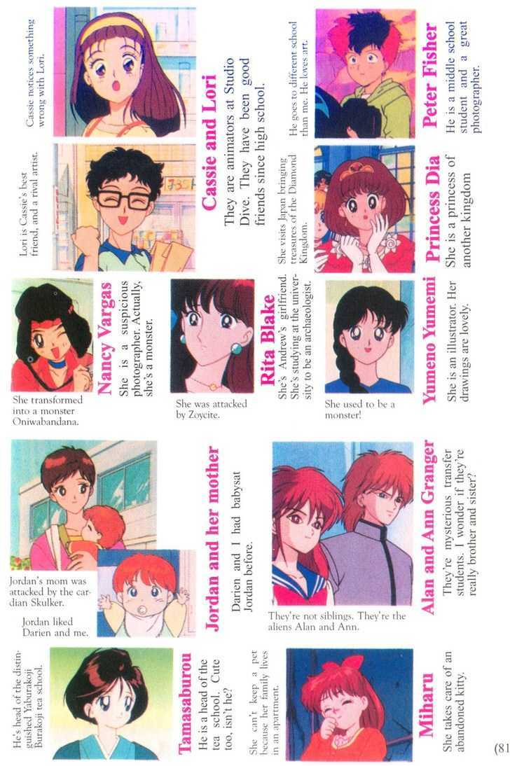 Sailor Moon, Cahpter 1.3 image 044
