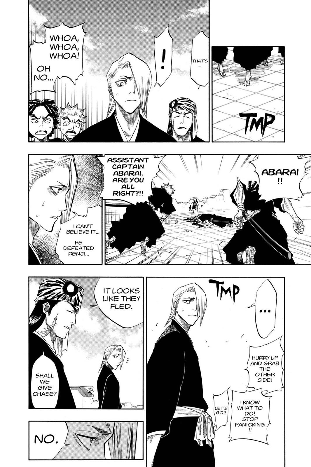 Bleach, Chapter 99 image 011