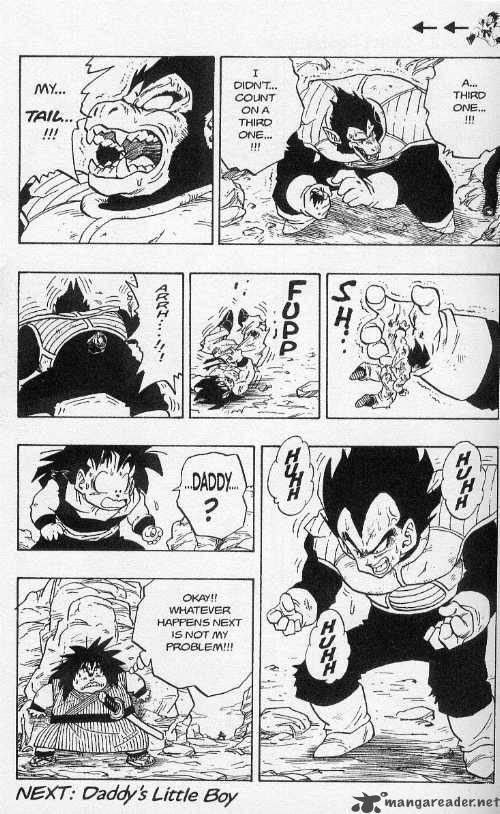 Dragon Ball, Chapter 235 image 006