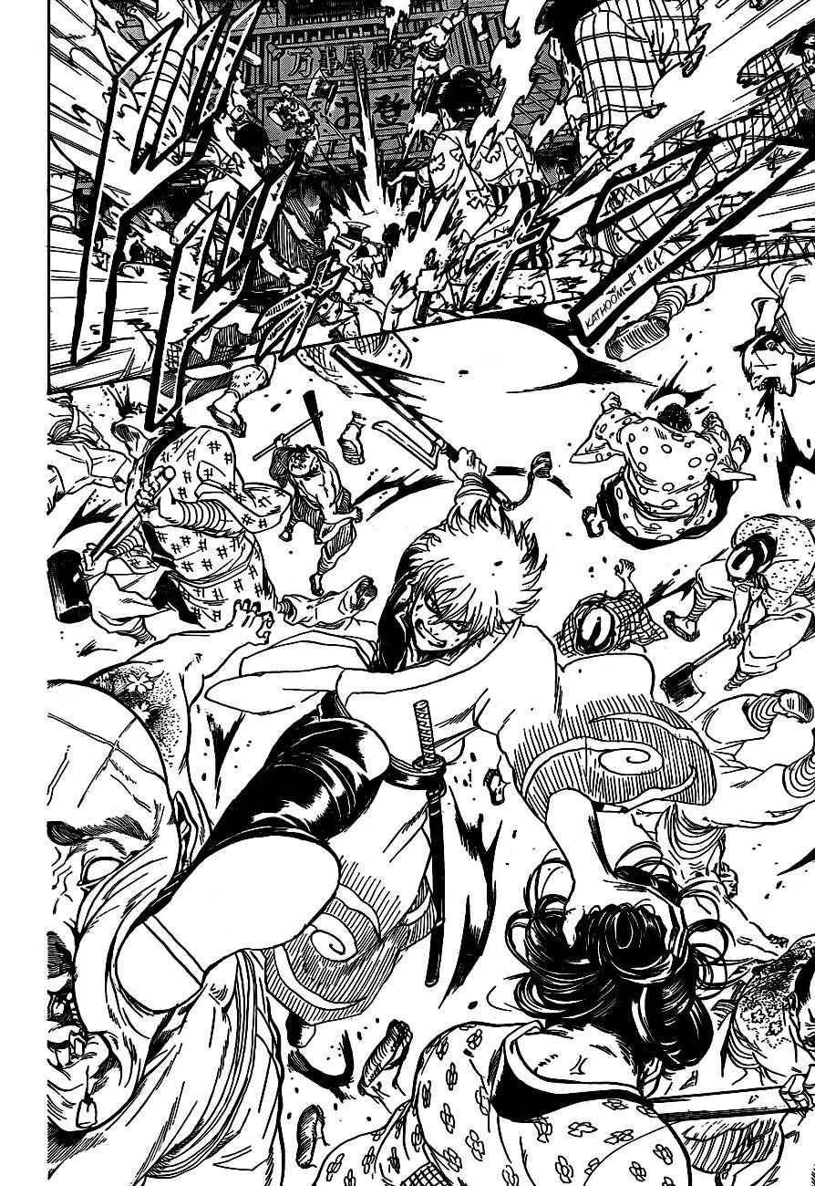 Gintama Chapter, 303 image 006