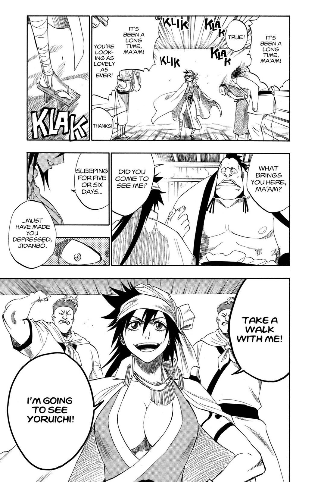 Bleach, Chapter 157 image 005