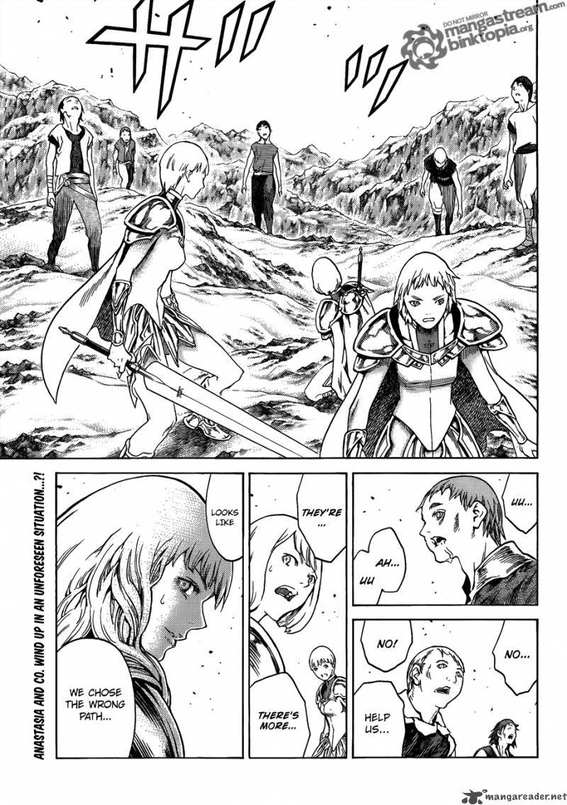 Claymore, Chapter 110 image 031