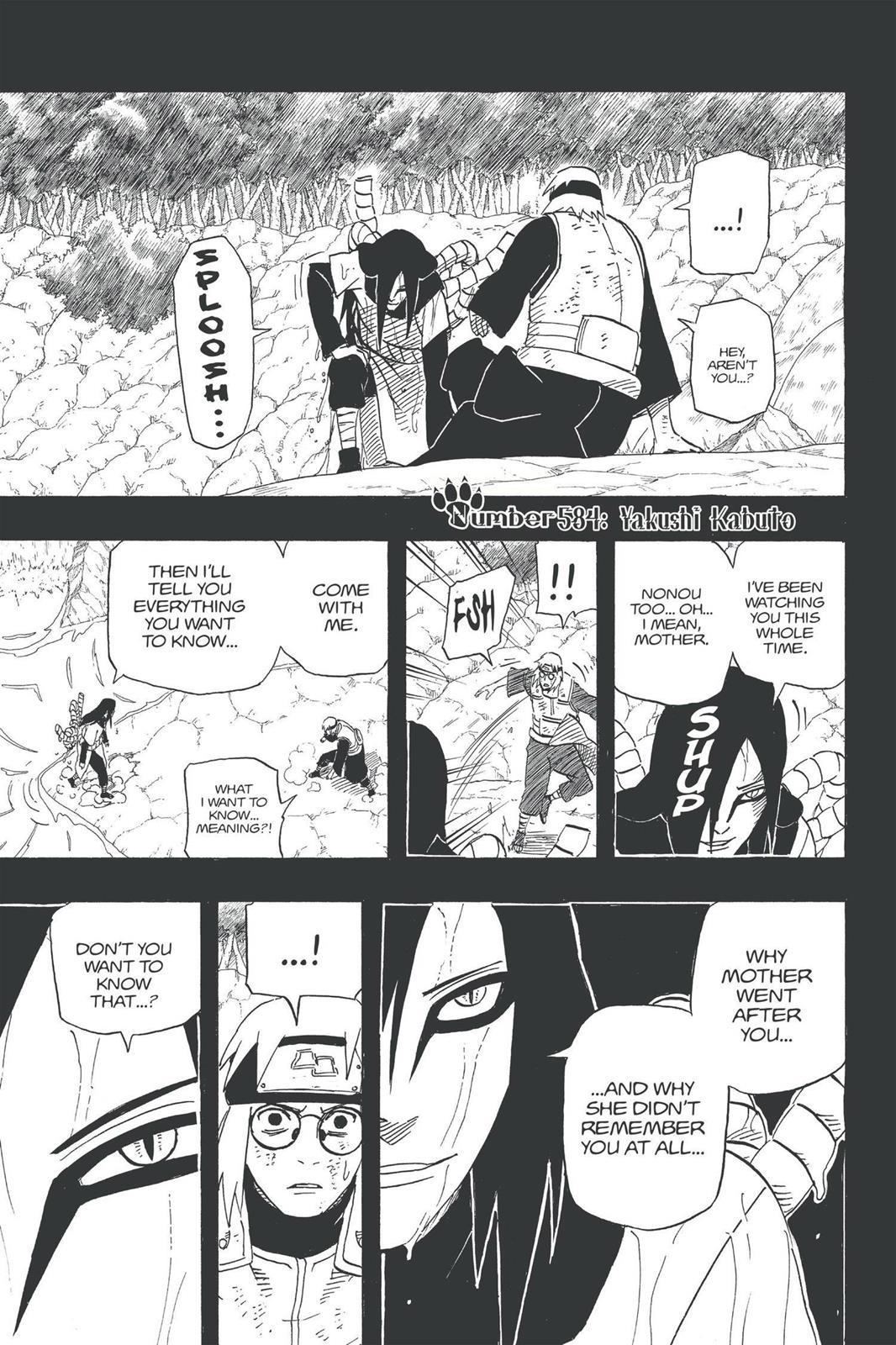 Naruto, Chapter 584 image 001