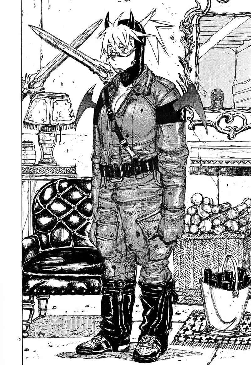 Dorohedoro, Chapter 35 image 012