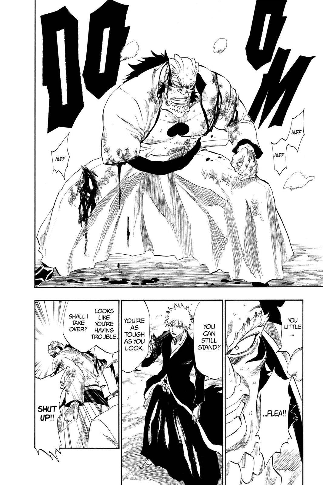 Bleach, Chapter 193 image 013