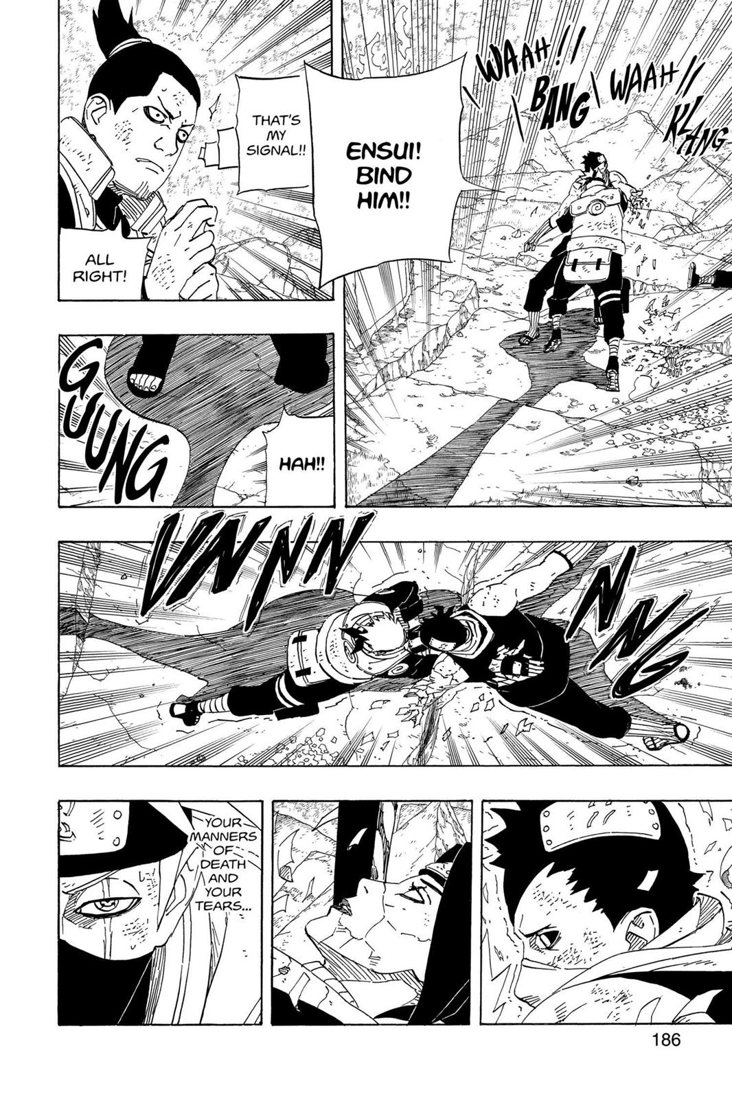 Naruto, Chapter 524 image 010