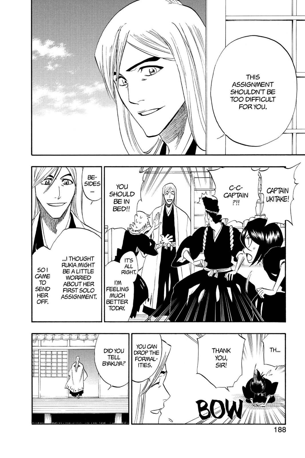 Bleach, Chapter 205.6 image 002