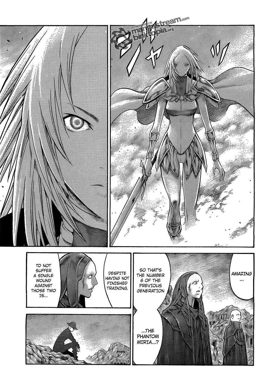 Claymore, Chapter 107 image 008
