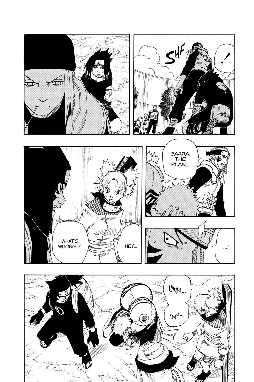Naruto, Chapter 115 image 012