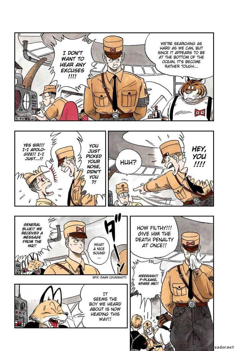Dragon Ball, Chapter 70 image 003