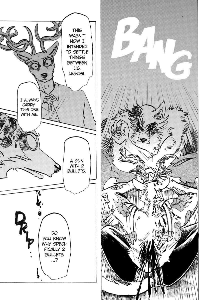 Beastars Manga, Chapter 191 image 009