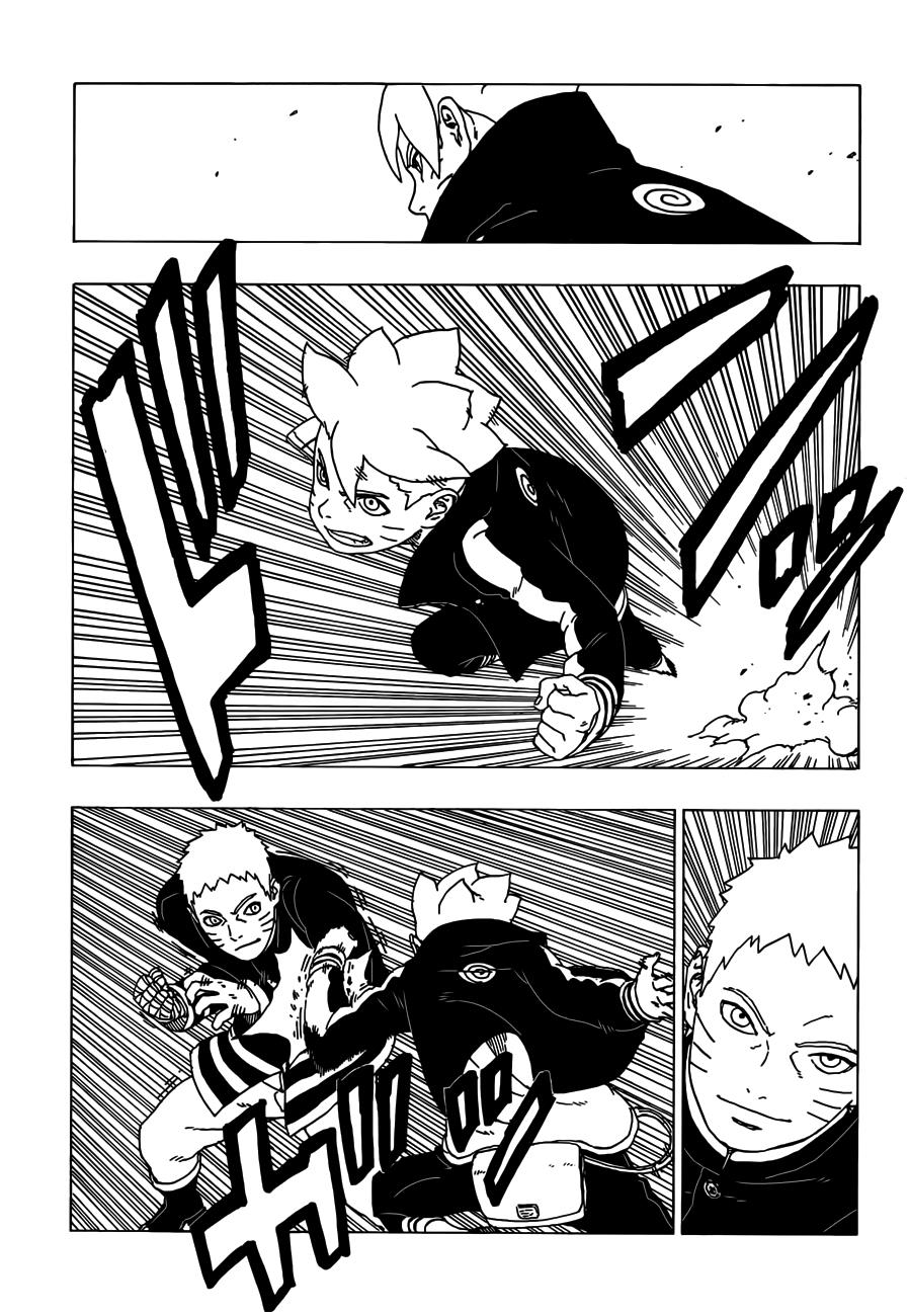 Boruto Manga, Chapter 29 image 010