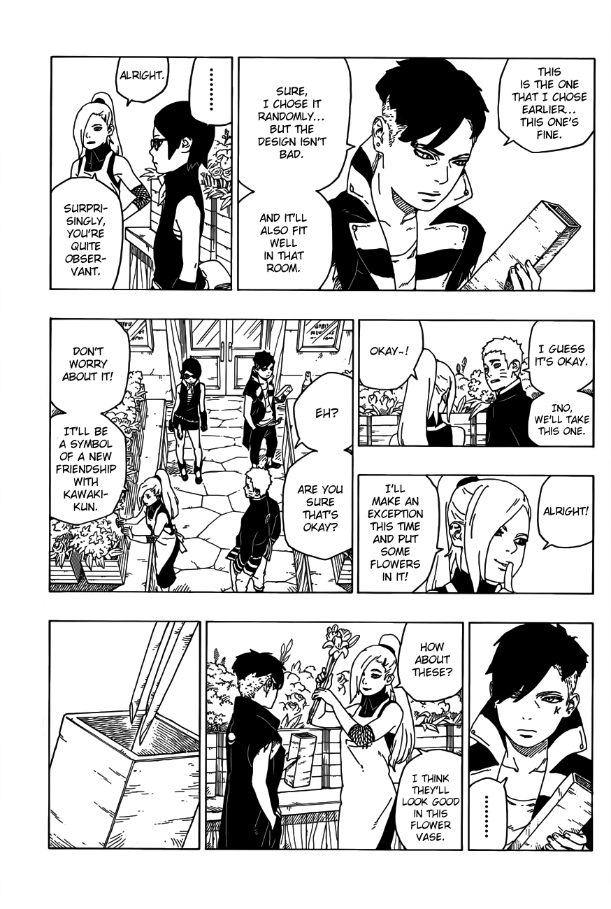 Boruto Manga, Chapter 28 image 022