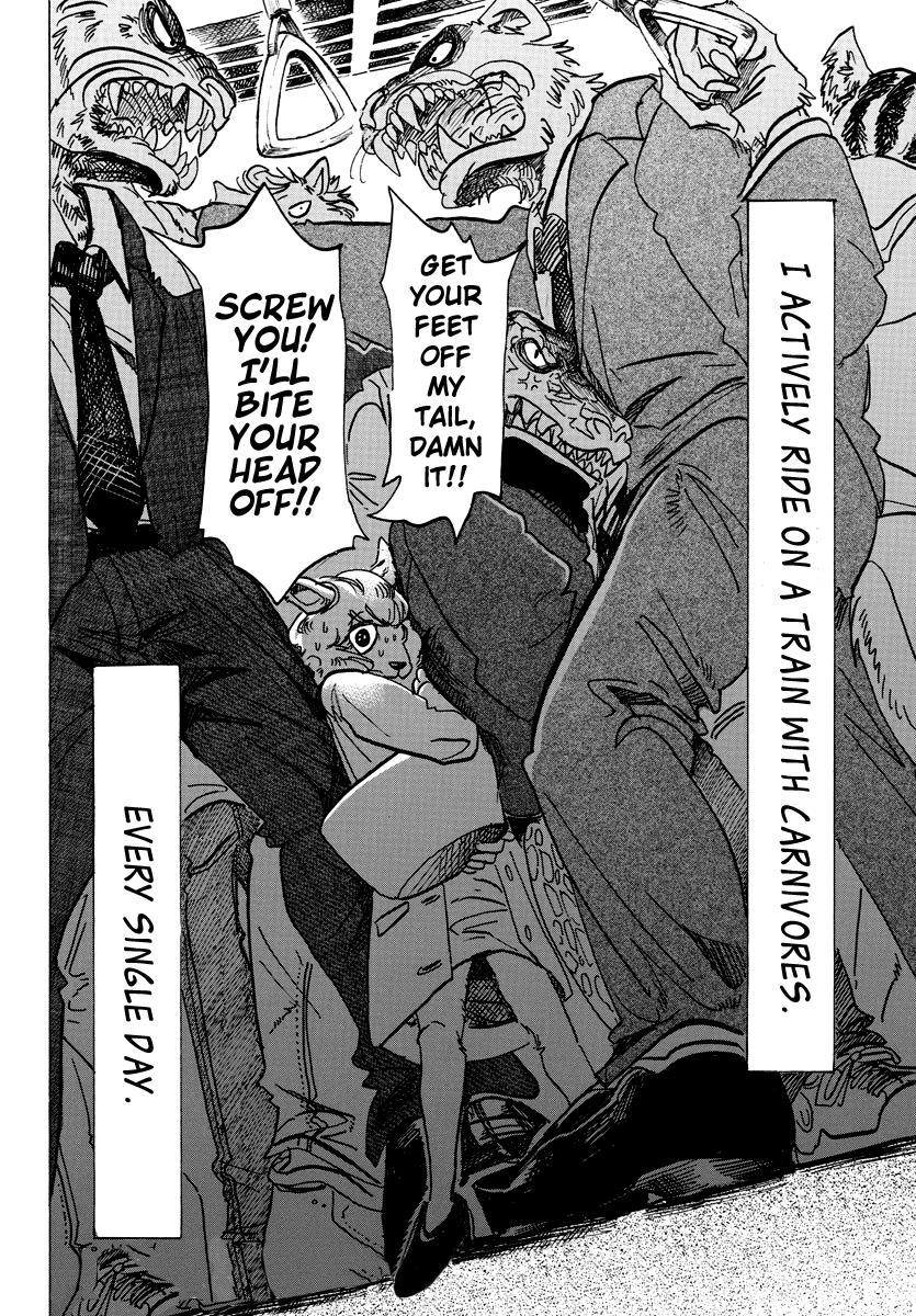 Beastars Manga, Chapter 100 image 003