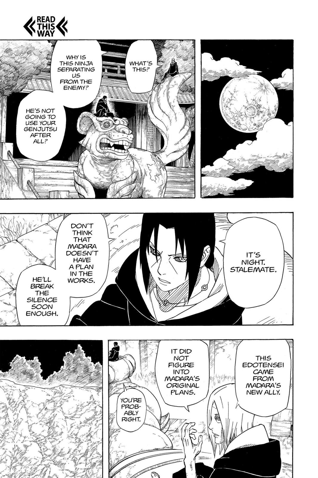 Naruto, Chapter 540 image 003