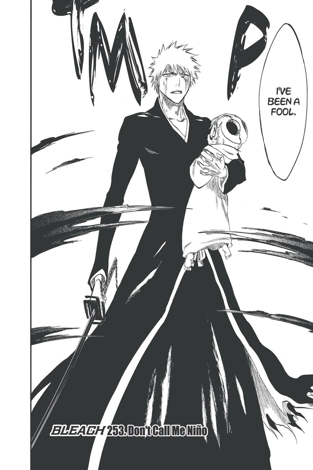 Bleach, Chapter 253 image 002