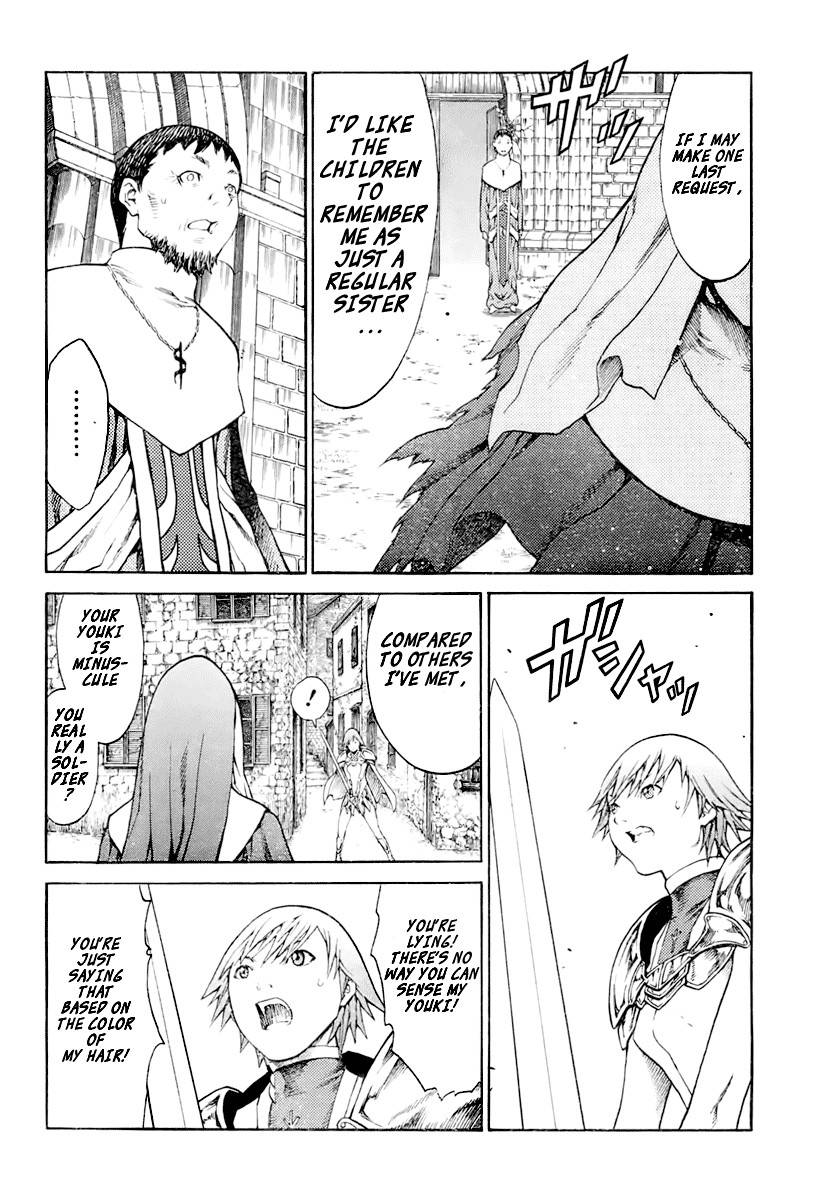 Claymore, Chapter 74 image 026