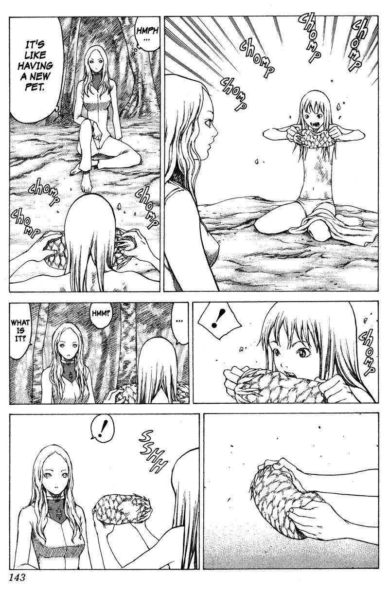 Claymore, Chapter 14 image 014